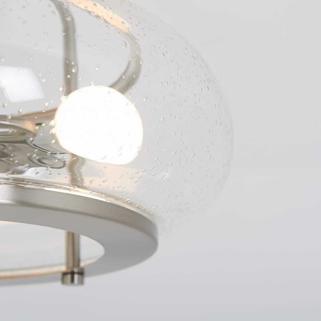 Spark Semi-Flush Mount Light