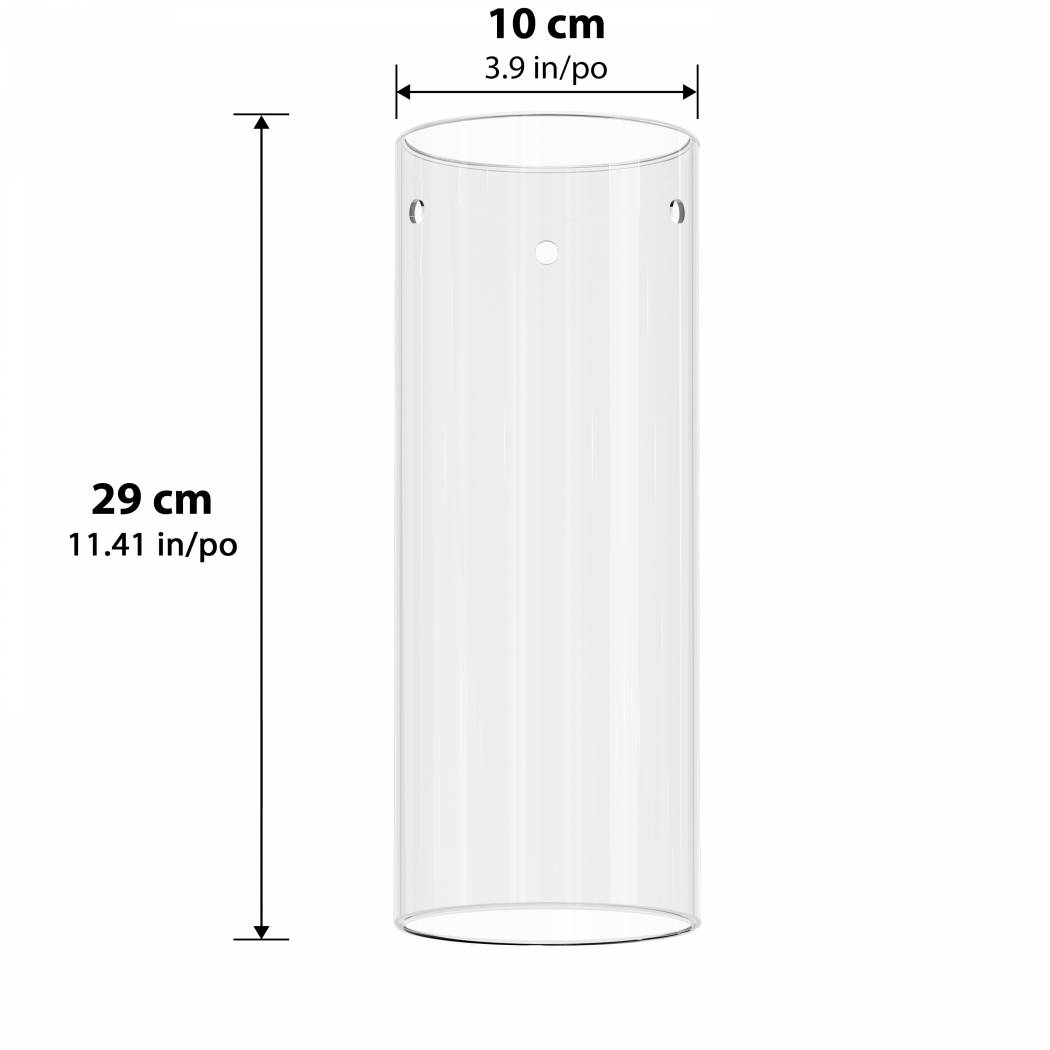 Outer glass cylinder 290 mm
