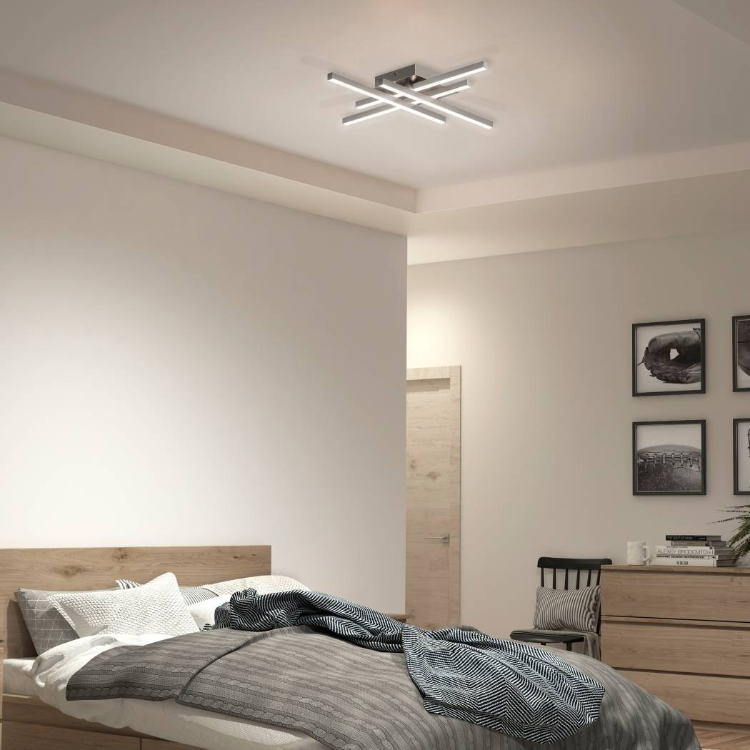 Grid Integrated LED Ceiling Light