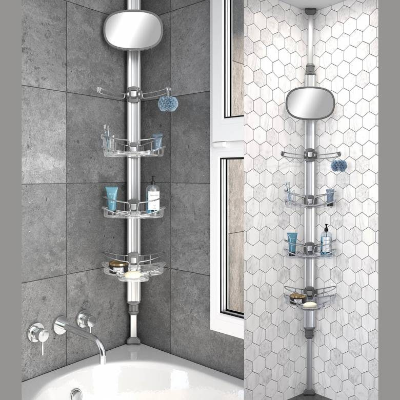 Phoenix Standing Shower Caddy