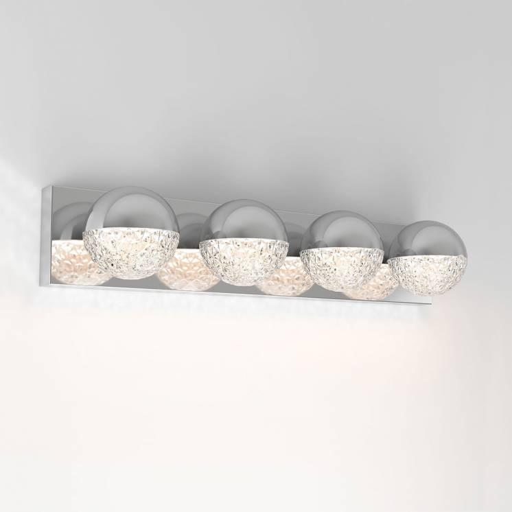 Carat Integrated LED Vanity Light