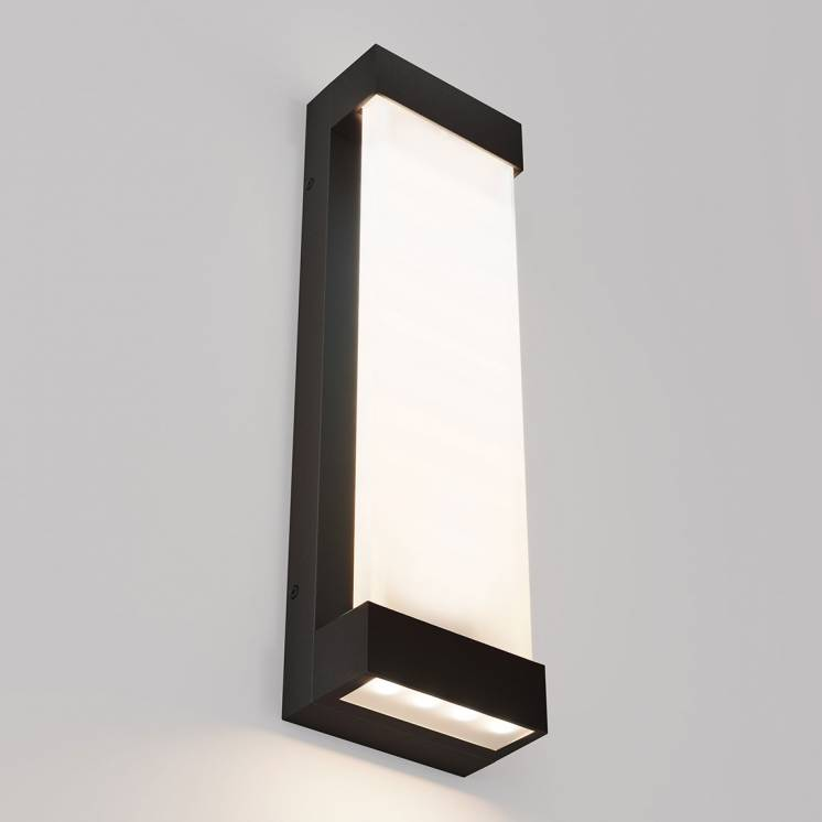 Glacier Pro Integrated LED Outdoor Wall Light