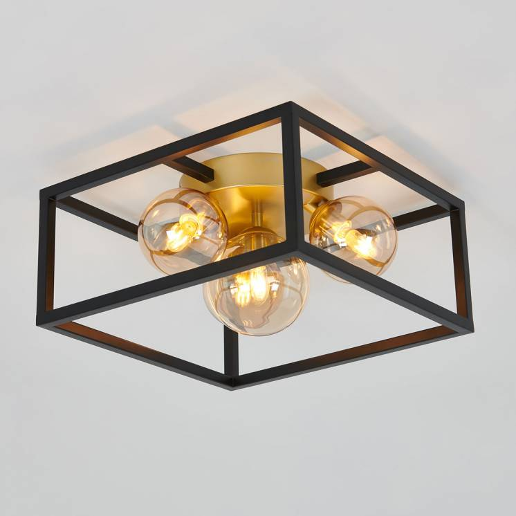 Griffintown Integrated LED Ceiling Light