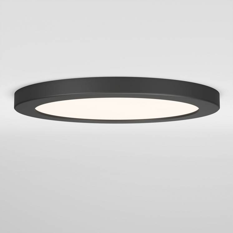 Skylight Pro 9 3K Flat Panel Light Matte Black