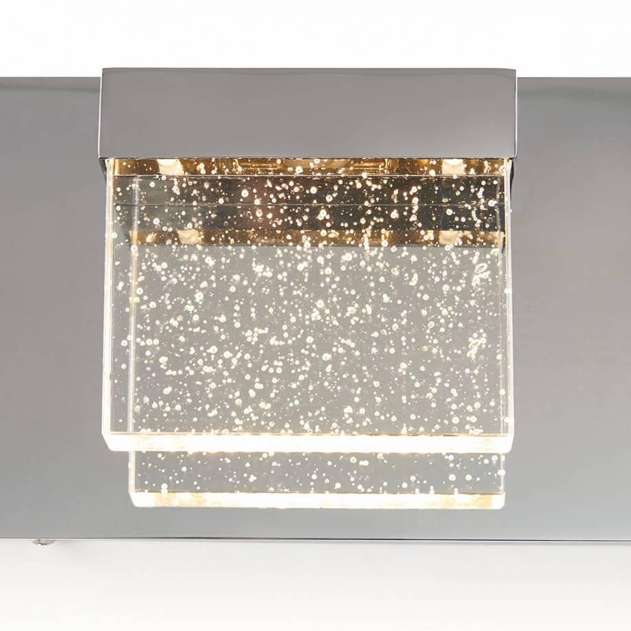Artika Bubble Cube 4 Light Led Vanity Light