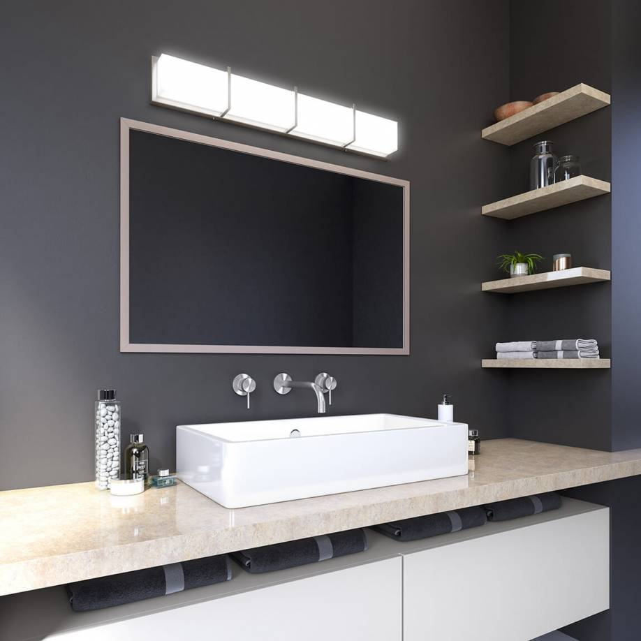 Artika Subway Integrated Led Vanity Light